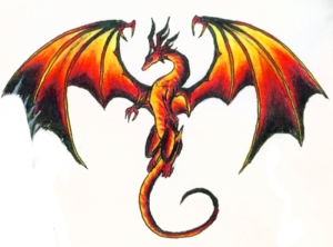 arryns-dragon